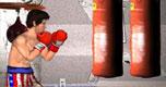 Rocky Boxen spel
