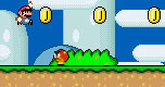 Super Mario Revived spel