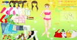 Dress up doll 3 spel