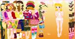 Dress up doll 5