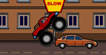 Monster Truck Curfew spel