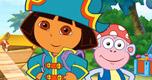Dora Schatten Zoeken spel
