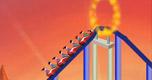 Rollercoaster maker spel