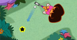 Dora Mini Golf spel