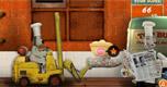 Wallace & Gromit Bakkerij spel