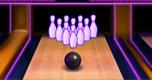 Disco Bowling spel