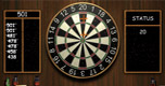 Two Game Darts spel