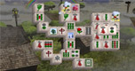 Aerial Mahjong spel