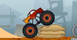Crazy Truck spel