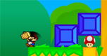 Paper Mario World spel