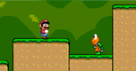 Multiplayer Mario spel