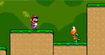 Multiplayer Mario spel