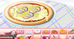 Shaquitas Pizza Maker spel