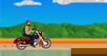 Stuntbiker spel