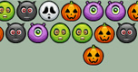 Halloween Bubble spel