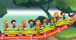 Rollercoaster Revolution spel
