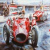 Car Champion Painting