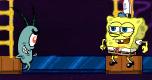 Spongebob Patty Burger