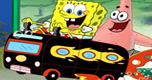 Spongebob Bus Rush spel