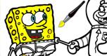 Spongebob Kleuren spel