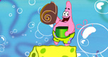 Spongebob Schelpen Gooien