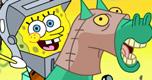 Spongebob Middeleeuwen spel