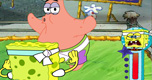 Spongebob Bust Up spel