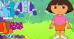 Dora Aankleden 2 spel