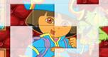 Dora Piraat Puzzel spel