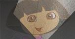 Dora Glazen Puzzel spel