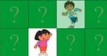 Dora Memory spel