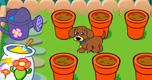 Doras Magische Tuin spel