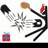 Stick Figure Smash (Kerst editie)