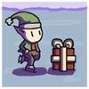 Kleine helper: kerstmis verzamelen