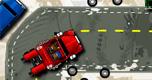 Vrachtwagen parkeren