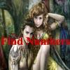 Nummers zoeken - fantasie meisjes