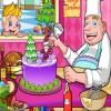 Verleidelijke kersttaart