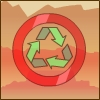 Mars recycling