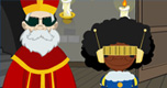 Sinterklaas Verkleedpartij spel