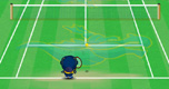 Aitchu Tennis spel
