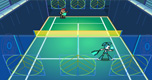 Techno Tennis spel