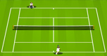 Tennis game spel