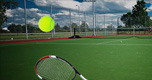 Tennis Smash spel