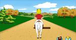 Bibi Horse Racing spel