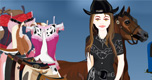 Cowgirl spel