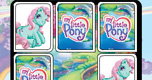 My Little Pony Memory spel