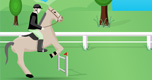 Horse Jumper spel