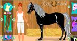 Paarden Aankleden 4 spel