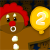Gingerbread Circus 2 spel