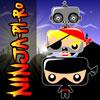 NinjaPiRo spel